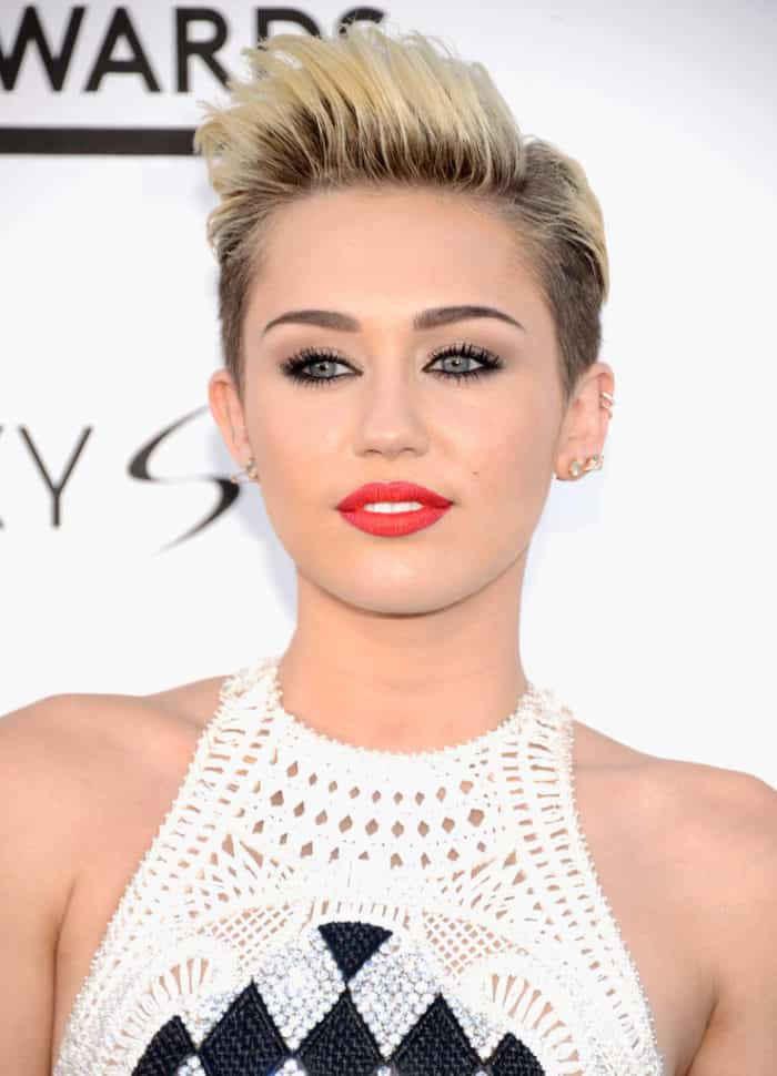 miley cyrus hair styles top 17 cool funky hairstyles for 2018 sheideas 2307