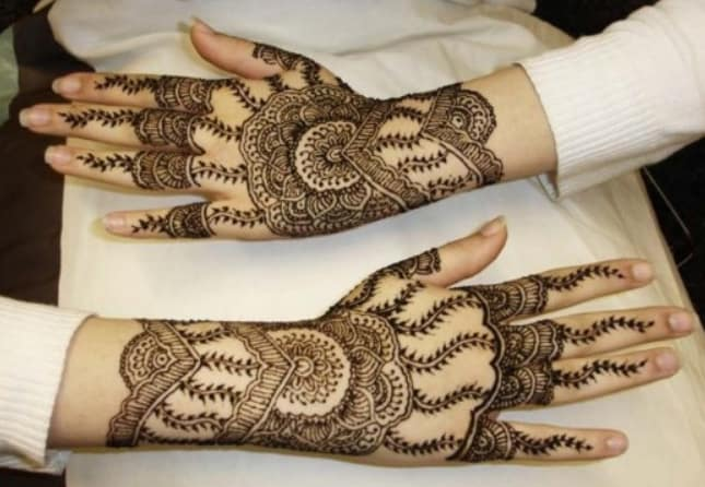 New Eid Ul Azha Mehndi Designs for Women