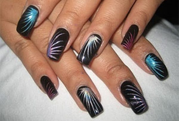 Stylish New Year Nail Art Ideas 2016-17