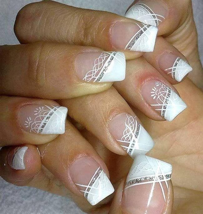 Wedding Nail Art Designs Gallery: A List Of Cute Wedding Nail Designs