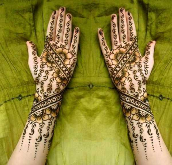 Wonderful Mehndi Designs for Eid 2016-17