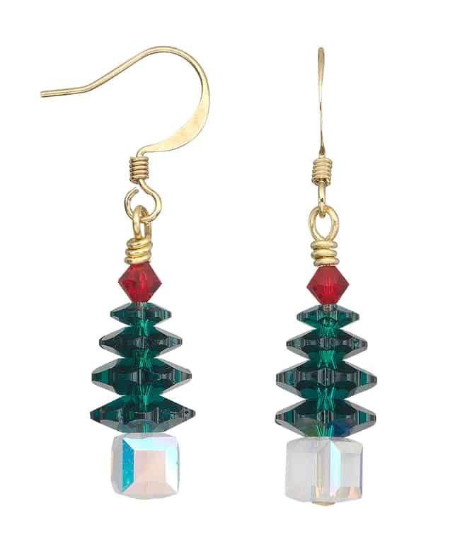 Amazing Christmas Earring Designs for Girls