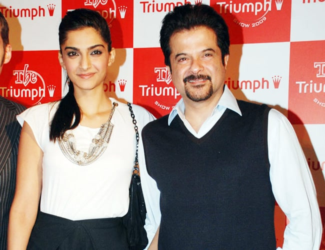 Anil Kapoor Daughter Sonam Kapoor