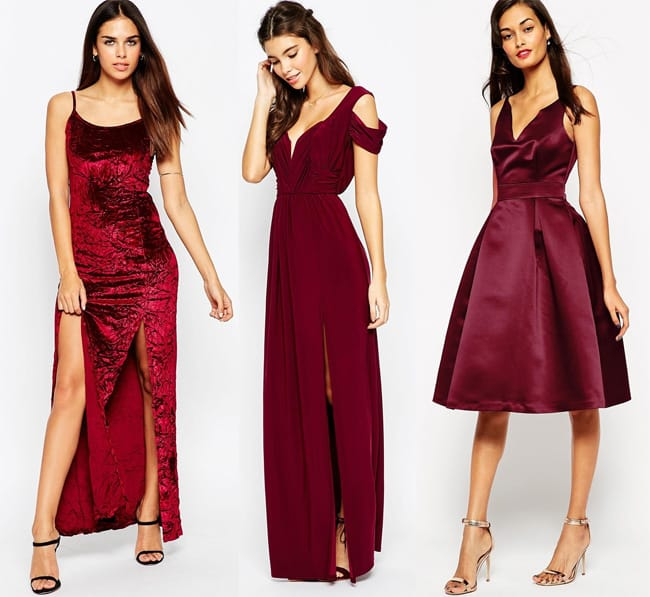 Attractive Dresses Collection for Christmas Parties