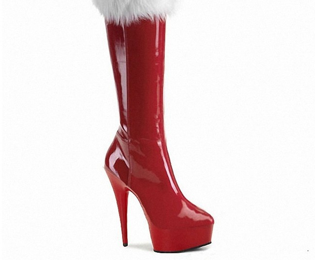 Autumn Winter Knee-High Boots for Christmas 2016-17