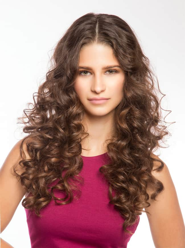 Awesome Hairstyles With Curls for Long Faces
