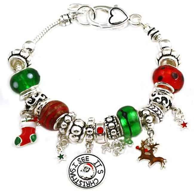 Beaded Christmas Jewelry