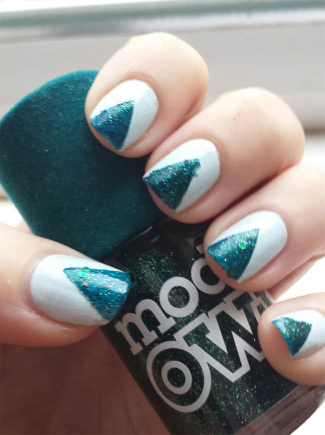 Classic Christmas Designs for Nails 2016-17