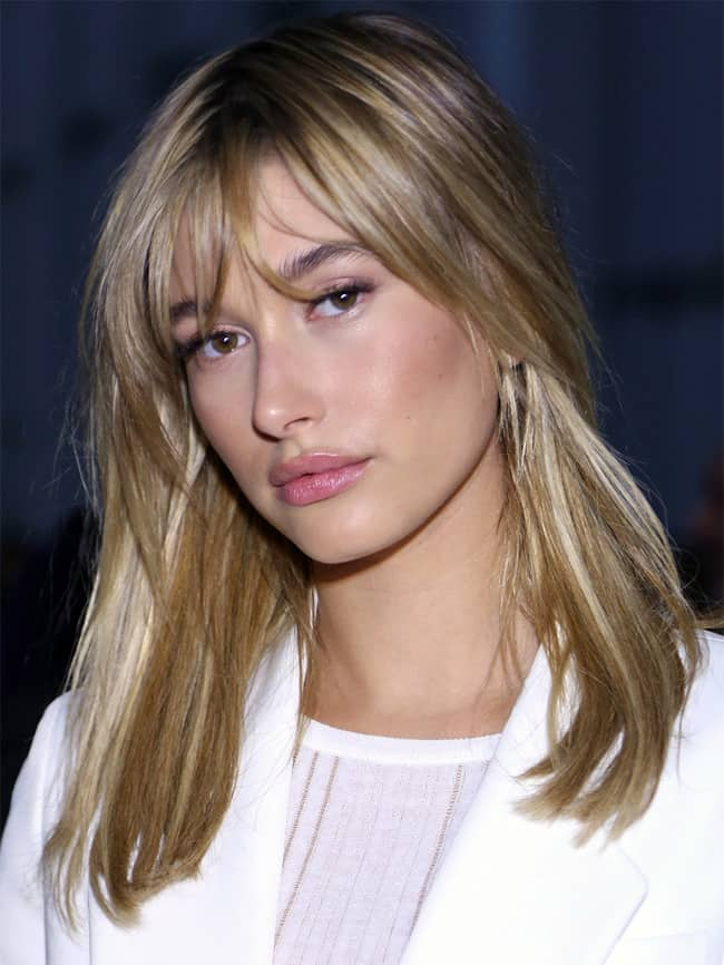 Cool Medium Length Hairstyles With Bangs