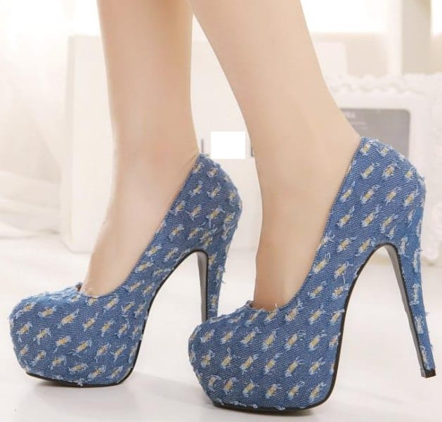 Elegant Ladies Dressy Pump High Heels for Holidays