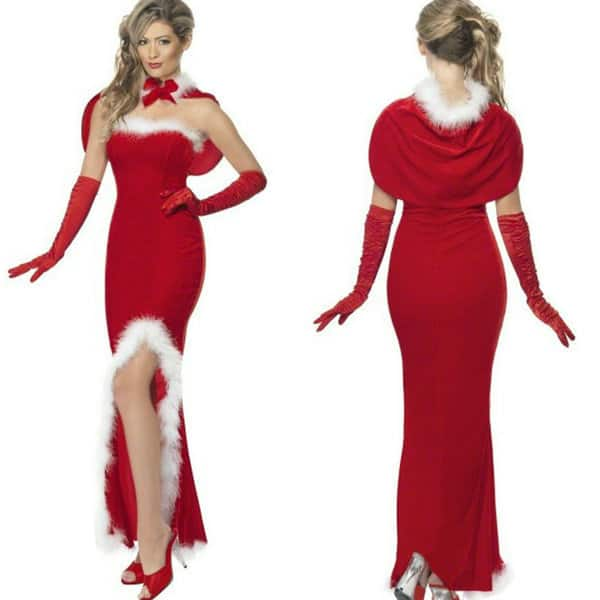 Excellent New Year Christmas Dress for Ladies