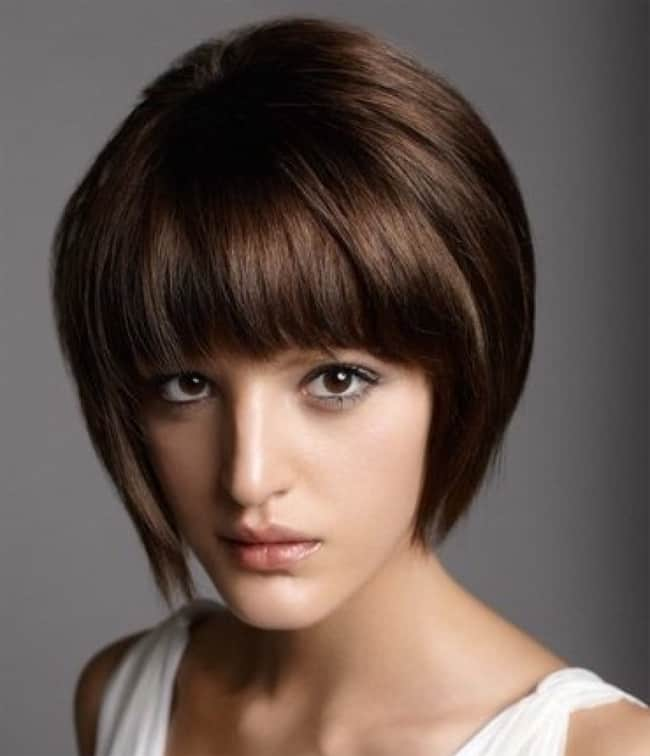 Exclusive Bob and Fringe Hairstyles for Ladies