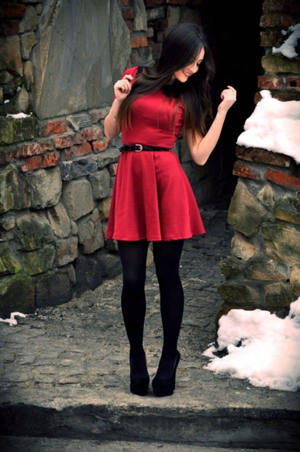 Girls Christmas Party Outfits Collection