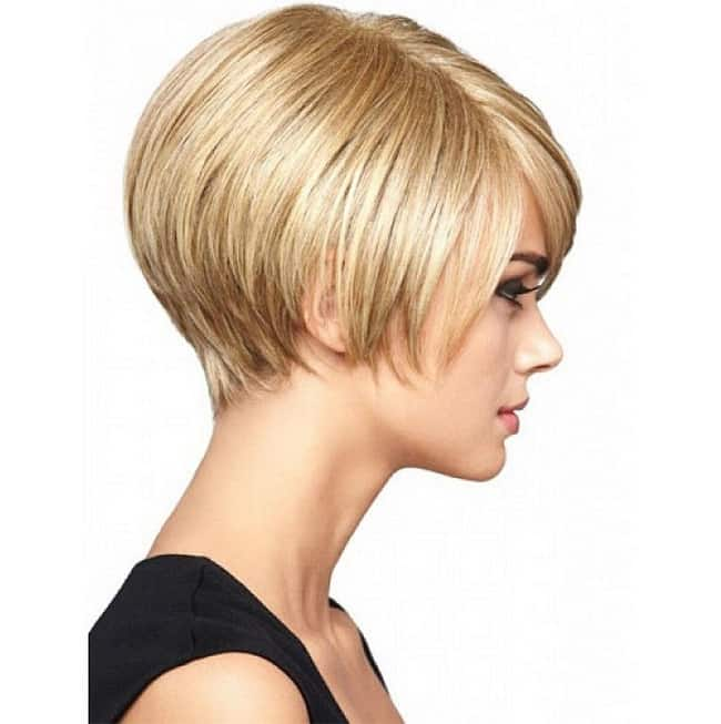 Good Choppy Bob Hairstyles Trend for Round Faces