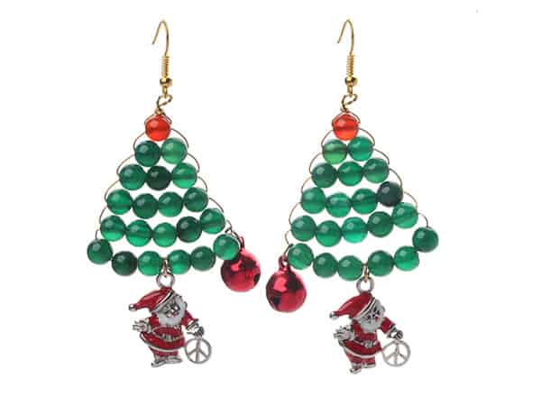 Great Christmas Tree Earrings Jewelry Ideas
