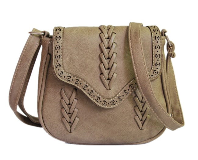 Hollow Out Messenger Vintage Crossbody Bags For Woman