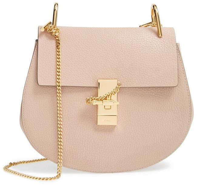 Latest Chloe Drew Leather Crossbody Bags for Girls