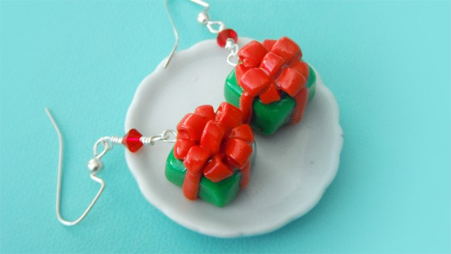 Polymer Clay Christmas Jewelry Fashion 2016-17