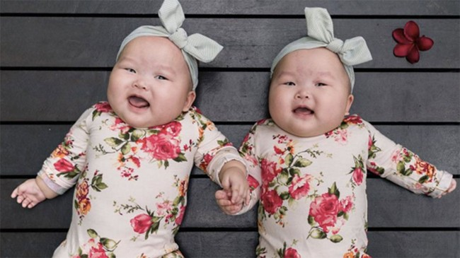 Matching Clothes For Twin Babies