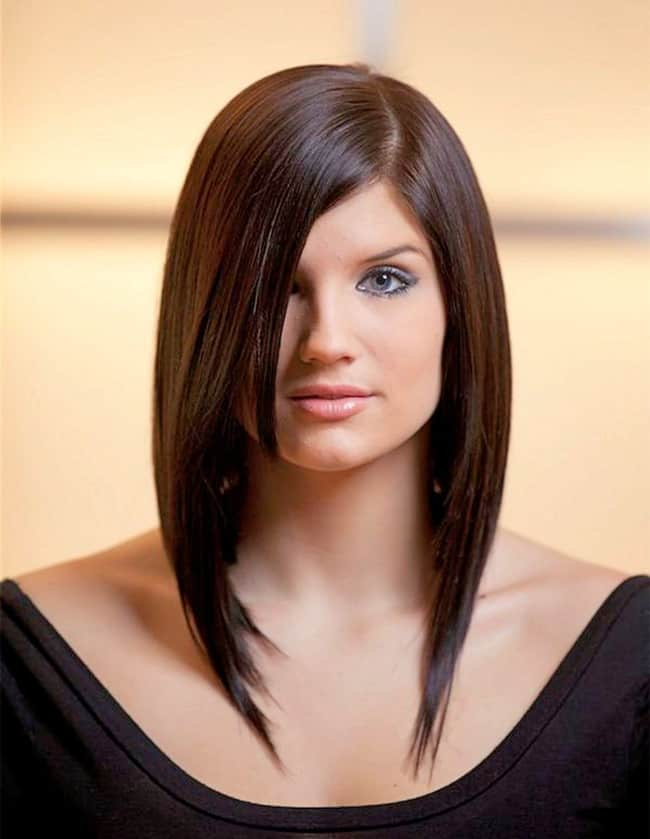 25 Latest Medium Hairstyles for Women - SheIdeas