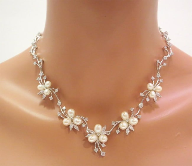 Superb Bridal Necklace Design Ideas