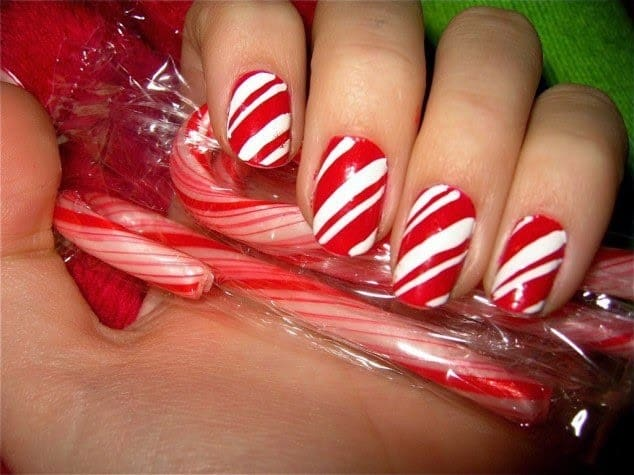 Superb Xmas Nail Art Ideas