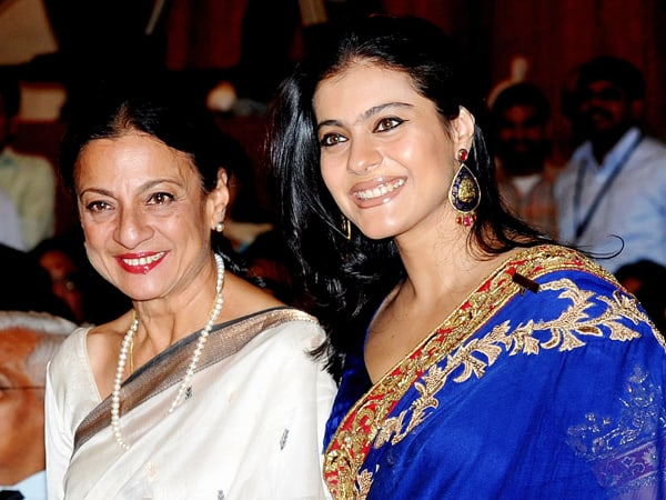 Tanuja Daughter Kajol