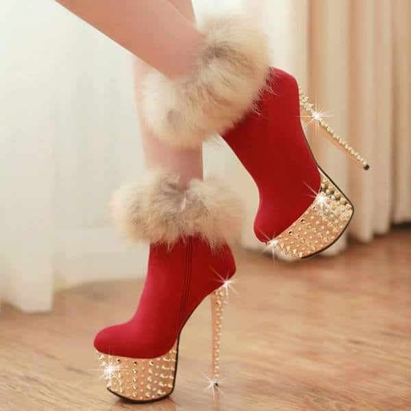 Women Designer Aperlai Shoes Ideas for Christmas