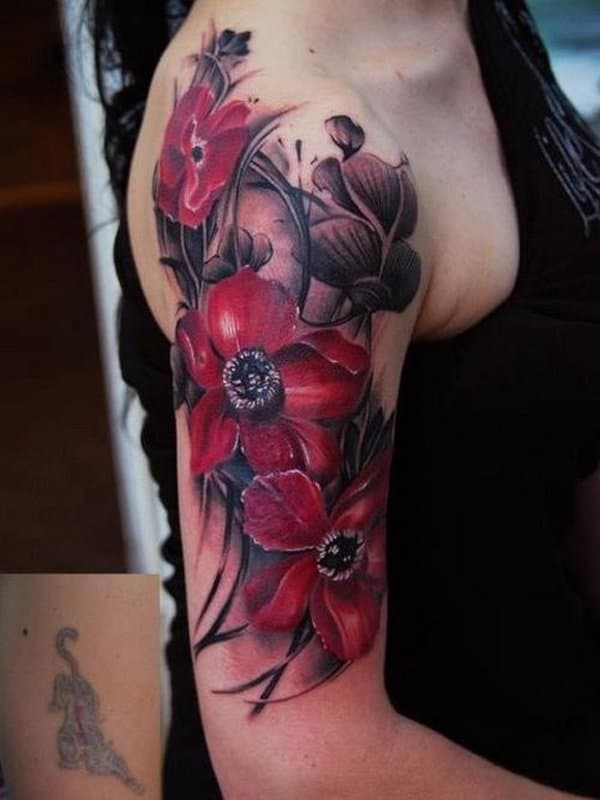 amazing-flowers-cover-up-tattoos-ideas-2016