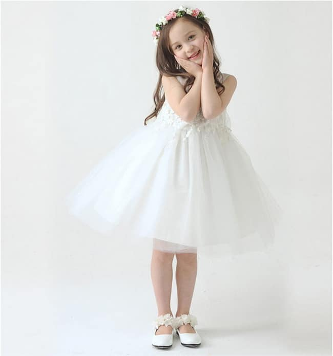 Baby Girl Special Occasion Dress for Wedding