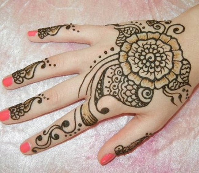 back-hand-floral-henna-designs-for-women
