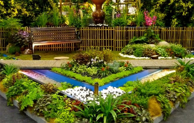 Beautiful Home Flower Garden Designs