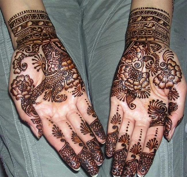 cool-bridal-hands-henna-designs-for-wedding-2017