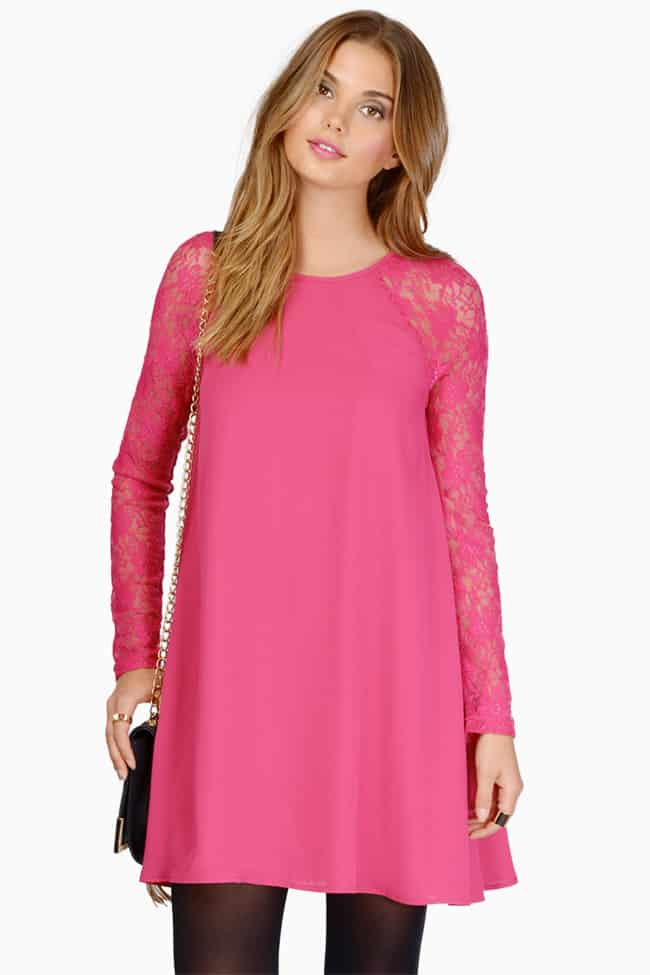 cool-tobi-berry-lyra-lace-dress-ideas-for-winter