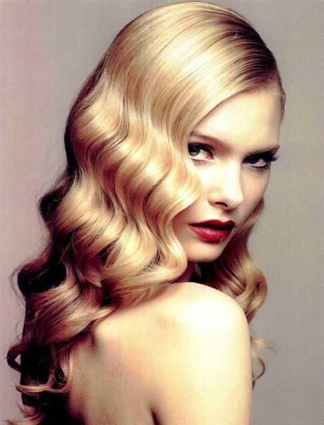 20 Easy and Simple Vintage Hairstyles Pictures - SheIdeas