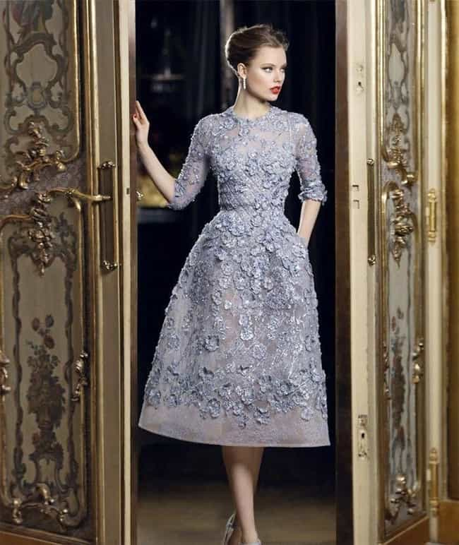Exclusive A Line Formal Evening Dress Images