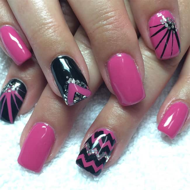 Fantastic Pink Nail Polish Ideas for Women