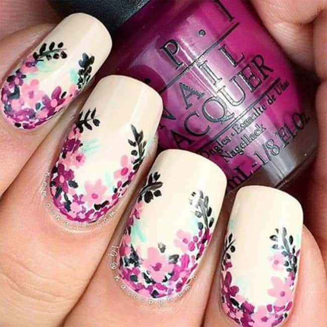 fresh-spring-winter-nail-design-ideas-for-girls