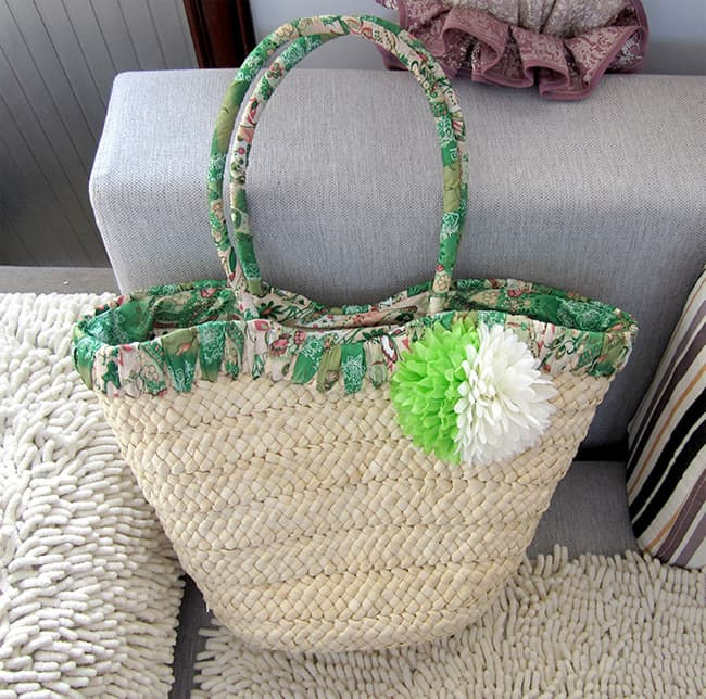 Great Straw Bags Images for Ladies