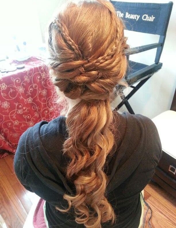 28 Amazing Graduation Hairstyles Updo 2 334 215 500 Throughout