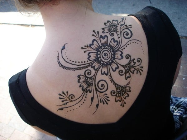 Mehndi Tattoo Designs For Upper Arms : Superlative mehndi tattoo designs for ladies sheideas