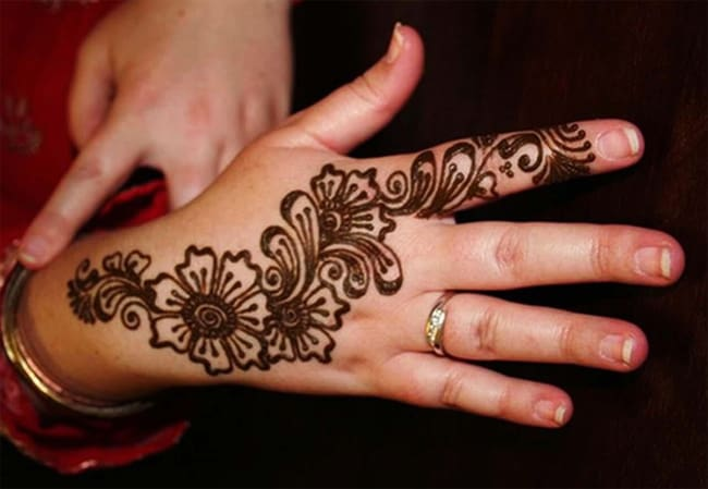 Mehndi Designs For New Learners : 20 stylish and lovely henna designs for hands sheideas