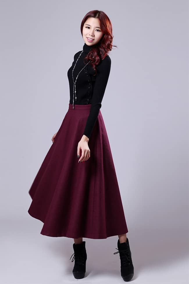 outstanding-winter-a-line-dresses-for-wedding