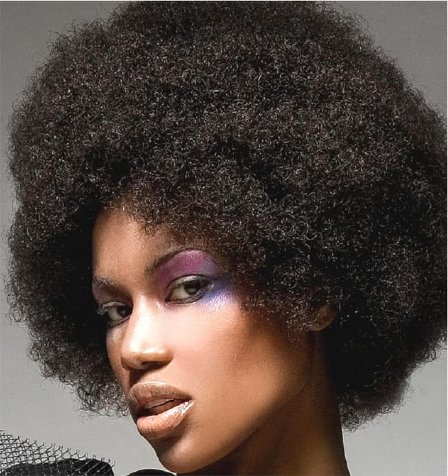 superb-black-women-afro-hairstyle-for-a-big-day