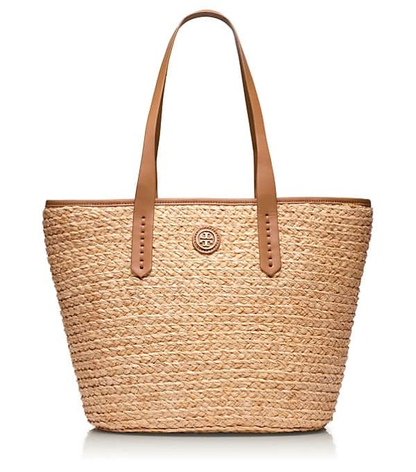 Tory Burch Straw Handbag Designs