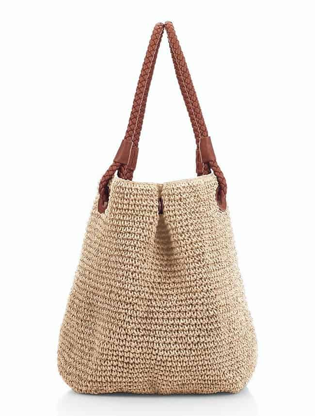 Women Straw Handbags Pictures 2016
