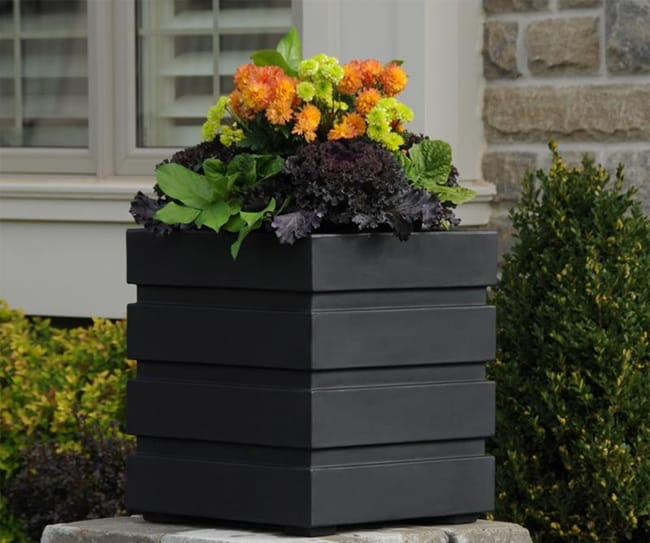 Wonderful Flower Box Design Images