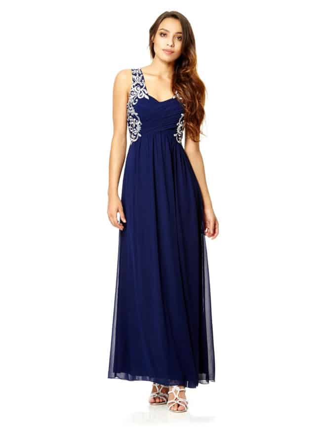 astonishing-quiz-navy-embroidered-maxi-dress-images