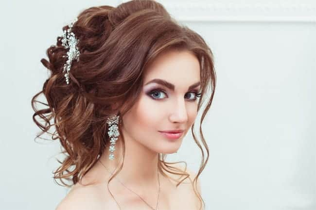 15 Amazing Party Hairstyles Pictures for Ladies – SheIdeas