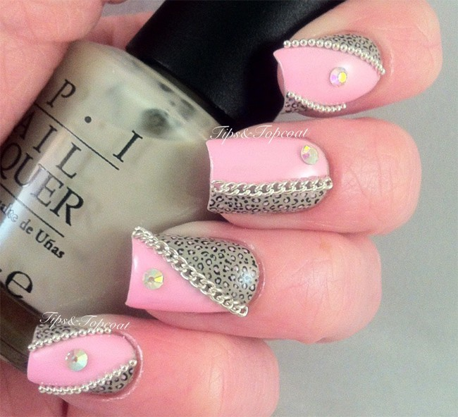 creative-rhinestone-nail-designs-for-long-nails